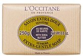 L'Occitane Shea Butter Extra-Gentle Verbena Soap, 8.8 oz.