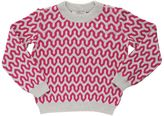 Paade Knitted Wool Jacquard Sweater