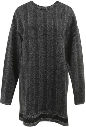 Christian Dior Grey Cotton Knitwear for Women