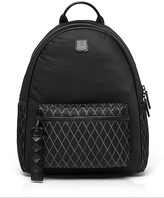 MCM Tumbler Nylon Backpack