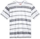 American Rag Men's Stripe V-Neck T-Shirt, Only at Macy's