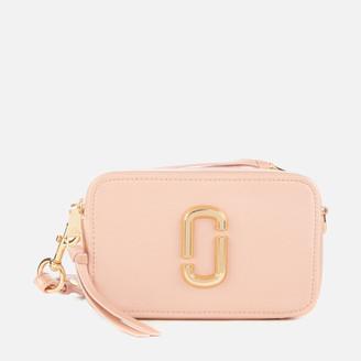 Marc Jacobs Women's The Softshot 21 Cross Body Bag - Pearl Blush
