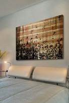 Parvez Taj Aspen Natural Pine Wood Wall Art