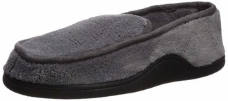 Isotoner Men's Microterry Slipper