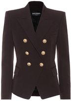 Balmain Wool double-breasted jacket