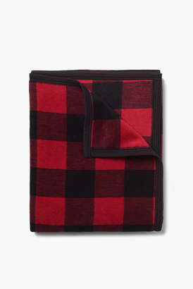 Buffalo David Bitton Chappywrap Check Blanket
