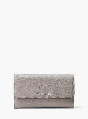 Michael Kors Tri-Fold Leather Wallet