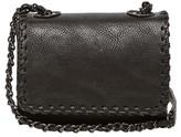 Urban Originals Loveliness Vegan Leather Shoulder Bag - Black