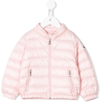 Moncler Enfant Short Padded Jacket