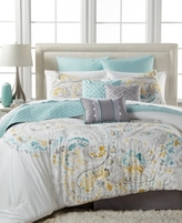 Baltic Linens CLOSEOUT! Sahar 10-Pc. Queen Comforter Set