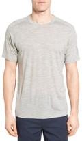 Ibex Men's Regular Fit Overdyed Merino Wool T-Shirt
