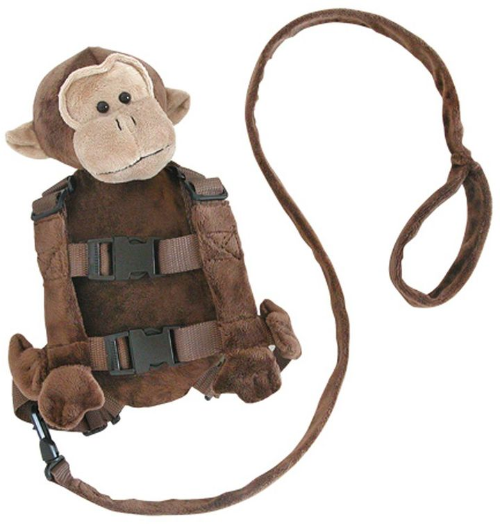 Eddie Bauer 2-in-1 harness buddy - monkey