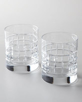 Waterford Crystal London Double Old-Fashioneds, Set of 2