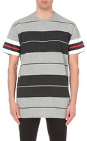 Givenchy Stars And Stripes Cotton-jersey T-shirt