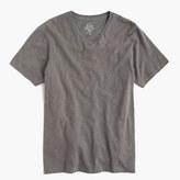 J.Crew Garment-dyed V-neck T-shirt
