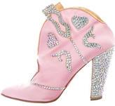 Christian Louboutin Lassodita Ankle Boots