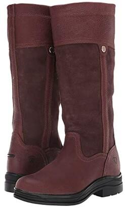 Ariat Windermere II H2O (Dark Brown) Women's Boots