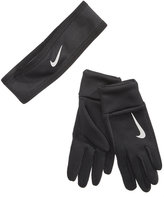 Nike Run Dri-fit Headband & Gloves Set