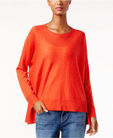 Eileen Fisher High-Low Boxy Sweater