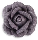 hook + ALBERT Woven Lapel Flower