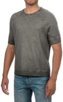 Michael Stars French Terry T-Shirt - Short Sleeve (For Men)