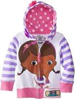 Disney FREEZE Little Girls' Doc Mcstuffins Toddler Hoodie
