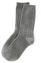 Relativity Basic Wide Ribbed Socks