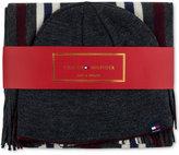 Tommy Hilfiger Men's Hat & Scarf Gift Set