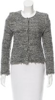 IRO Wool-Blend Cropped Jacket