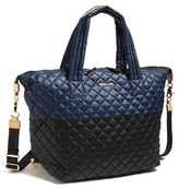 M Z Wallace 'Large Sutton' Quilted Tote - Blue