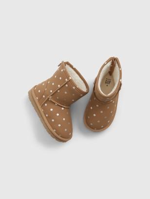 Gap Toddler Polk-A-Dot Boots