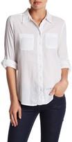 Joe Fresh Summer Roll-Up Shirt