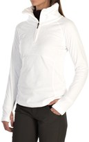 Obermeyer Brandi Fleece Shirt - Zip Neck (For Women)