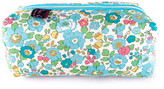 Alice Caroline - Fabric Cosmetic Bag - Liberty Betsy Turquoise