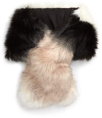 Rachel Parcell Faux Fur Scarf