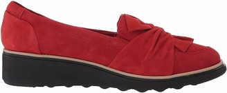 Clarks Women's Loafer Wedge