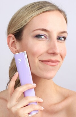 DERMAFLASH ONE Lilac Dermaplane Exfoliation Device