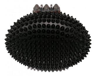 Christian Louboutin Mina clutch Black Leather Handbags
