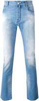 Jacob Cohen washed denim slim jeans