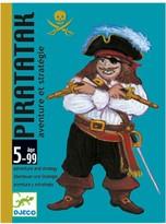 Djeco Piratatak card game