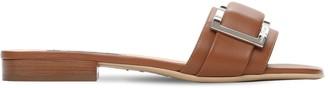 Sergio Rossi 15mm Sr Prince Leather Slides