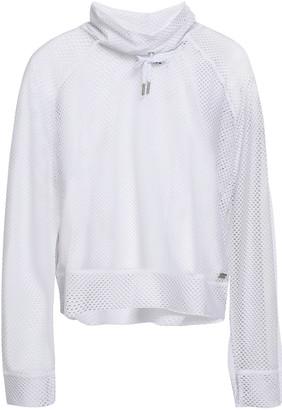 DKNY Stretch-mesh Top