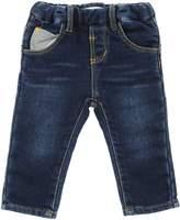 Silvian Heach Denim pants - Item 42498750