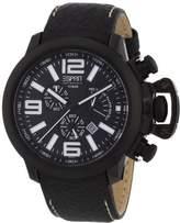 Esprit Gents Watch Chronograph Leather EL900211004