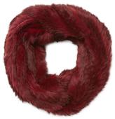 Jocelyn Infinity Rabbit Fur Scarf