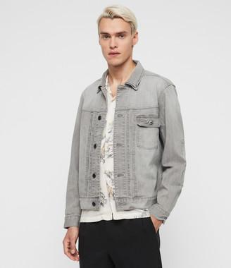 AllSaints Gasidro Denim Jacket