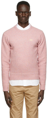 Ader Error Pink Teit Sweater
