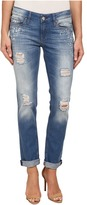 Mavi Jeans Emma in Aqua Painted Vintage