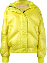Ienki Ienki Dunlop hooded puffer jacket