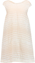 Emilia Wickstead Presley cloqué mini dress